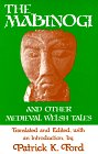 The Mabinogi and Other Medieval Welsh Tales cover illo