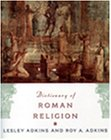 Dictionary of Roman Religion cover illo