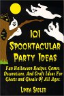 Click for info on 101 Spooktacular Party Ideas on Amazon.com