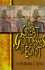 The Great Goddesses of Egypt cover illo