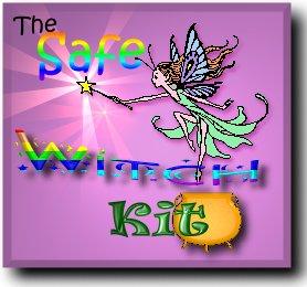 Safe Witch Kit Logo